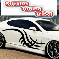 Stickers Tuning Tribal STT24