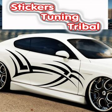 Stickers Tuning Tribal STT25 vendu par 2