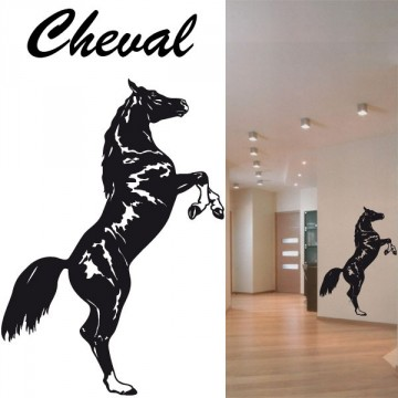 stickers Cheval 1