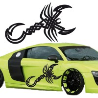 Stickers Tuning Scorpion vendu par 2
