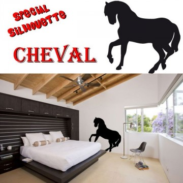 stickers Cheval  2