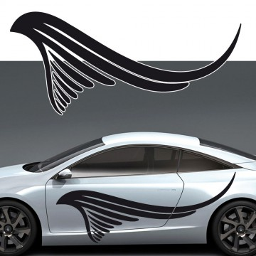 Stickers Tuning Ailes STT6