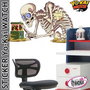 Stickers YoKai Watch