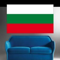 Autocollant Drapeau Bulgarie