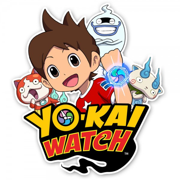 Stickers yo kai watch nate whisper jibanyan komasan pas for Chambre yo kai watch
