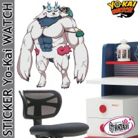 Stickers YoKai Watch Mighty Dog