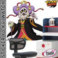 Stickers YoKai Watch Tokio Ubaune