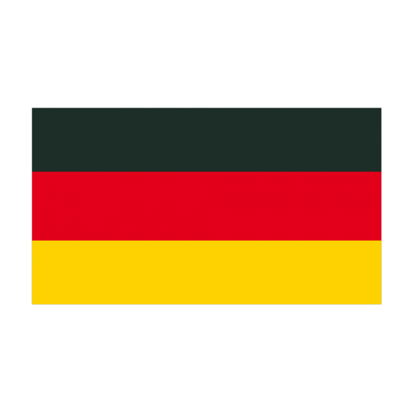 Autocollant stickers drapeau allemand pas cher france for Drapeau publicitaire exterieur pas cher