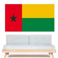 Stickers Autocollant Drapeau Guinée Bissau