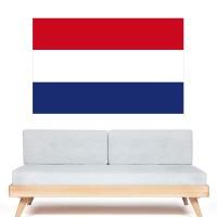 Stickers Autocollant Drapeau Pays-Bas