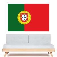 Stickers Autocollant Drapeau Portugal