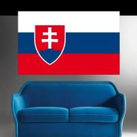 Stickers Autocollant Drapeau Slovénie
