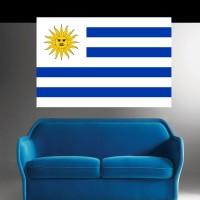 Stickers autocollant Drapeau Uruguay