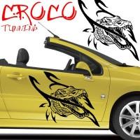 Prédator Crocodile