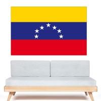 Stickers autocollant Drapeau Venezuela