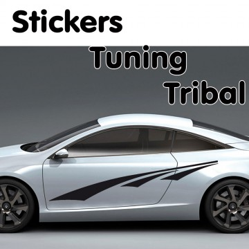 Stickers Tuning st 3 vendu par 2