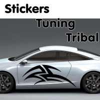 stickers Tuning Tribal 2