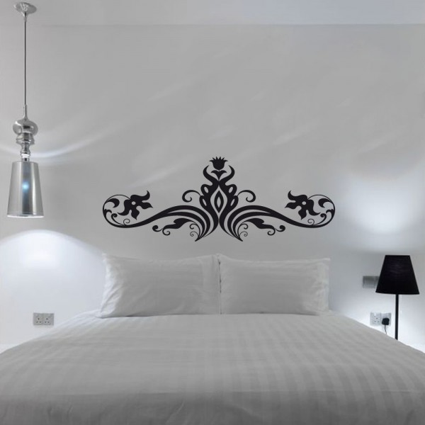 stickers t te de lit france stickers. Black Bedroom Furniture Sets. Home Design Ideas