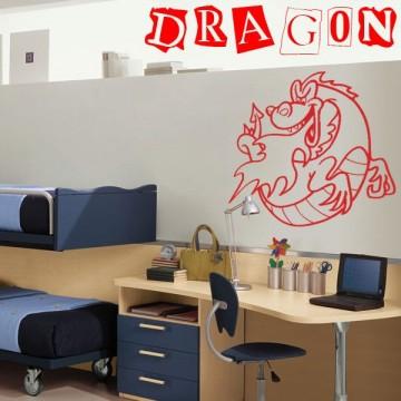stickers Dragon sd5