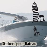 Stickers Adhésif Phare Breton  3
