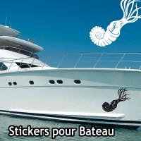 Stickers Adhésif Bernard L'Hermite 1