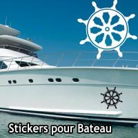 Stickers Adhésif Barre de Bateau 1