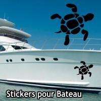 Stickers Adhésif Tortue 2