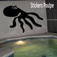Stickers Poulpe 8