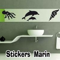 Stickers Adhésif Marin par planche