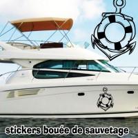 Stickers adhésif Bouée de sauvetage