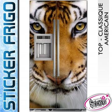Stickers Frigo Tigre