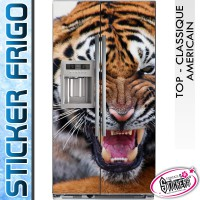 Stickers Frigo Tigre
