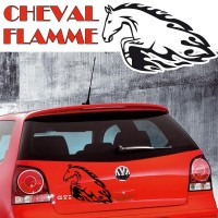Cheval Flamme 1