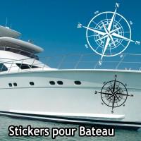 Stickers Adhésif Boussole 1