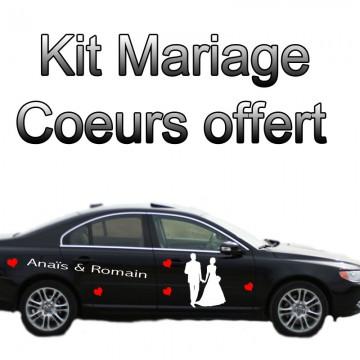 Stickers Mariage Romantique vendu par 2