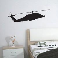Stickers Autocollant Hélicoptère