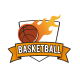 Stickers Autocollant Basket