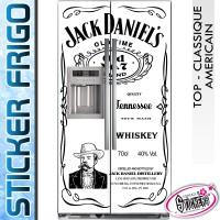 Stickers Frigo Jack Daniel's