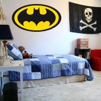 Stickers autocollant Batman  Logo