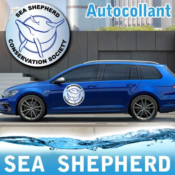 Stickers autocollant sea shepherd pas cher donnera de l for Converse logo interieur ou exterieur