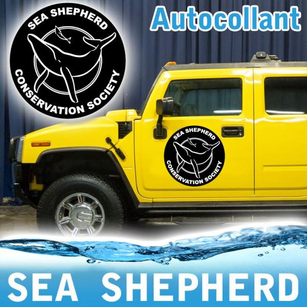 Stickers autocollant sea shepherd donnera de l 39 originalit for Converse logo interieur ou exterieur