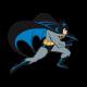 Stickers Autocollant Batman