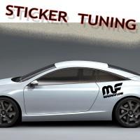 Stickers Autocollant Magnaflow