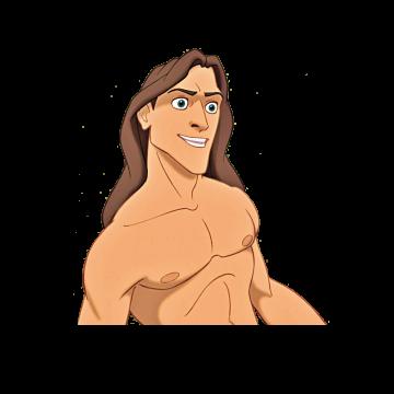 Stickers Tarzan