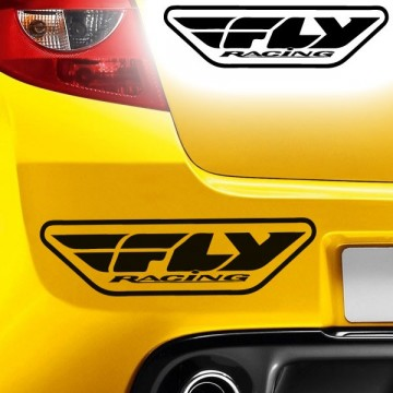 stickers Fly Racing