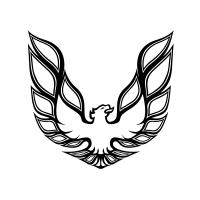 Stickers Autocollant Pontiac Firebird