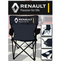 Renault Passion - Chaise Pliante Personnalisée