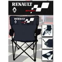 Renault Sport - Chaise Pliante Personnalisée
