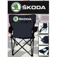 Skoda - Chaise Pliante Personnalisée