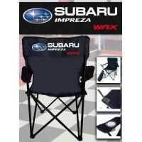 Subaru Impreza WRX - Chaise Pliante Personnalisée